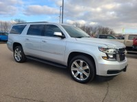 Used, 2019 Chevrolet Suburban 4WD 4dr 1500 LT, Silver, 30510-1