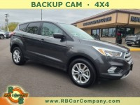 Used, 2019 Ford Escape SE 4WD, Gray, 32464-1