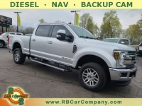 Used, 2019 Ford Super Duty F-250 Pickup LARIAT, Silver, 32294-1