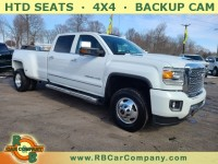 Used, 2019 GMC Sierra 3500HD Denali, White, 32029-1