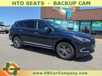 Used, 2019 INFINITI QX60 LUXE AWD, Blue, 30484-1