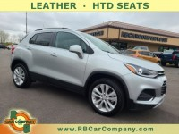 Used, 2020 Chevrolet Trax AWD 4dr Premier, Silver, 32449-1