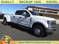 Used, 2020 Ford Super Duty F-350 DRW Pickup XLT, White, 31965-1