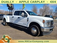 Used, 2020 Ford Super Duty F-350 DRW Pickup XLT, White, 32098-1