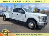 Used, 2020 Ford Super Duty F-350 DRW Pickup XLT, White, 32200-1