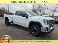 Used, 2020 GMC Sierra 3500HD SLE, White, 31875-1