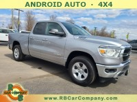 Used, 2020 Ram 1500 Big Horn 4x4 Quad Cab 6'4