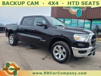 Used, 2020 Ram 1500 Big Horn, Black, 31989-1