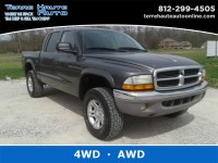 Used, 2003 Dodge Dakota Sport, Gray, 100916-1