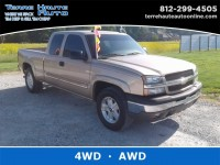 Used, 2004 Chevrolet Silverado 1500 Ext Cab 143.5