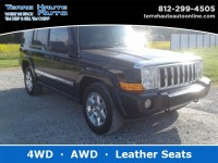 Used, 2006 Jeep Commander Limited, Black, 100982-1
