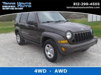 Used, 2006 Jeep Liberty Sport, Green, 100965-1