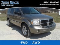 Used, 2007 Dodge Durango SLT, Tan, 100660-1