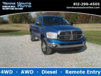 Used, 2007 Dodge Ram 2500 SLT, Blue, 101550-1