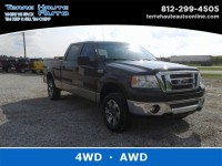 Used, 2007 Ford F-150 XLT, Gray, 100382-1