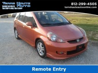 Used, 2007 Honda Fit Hatchback Sport, Other, 100618-1