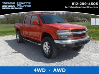 Used, 2010 Chevrolet Colorado LT w/2LT, Orange, 100959-1