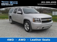 Used, 2010 Chevrolet Suburban LT, Silver, 100954-1