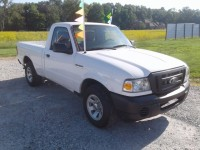 Used, 2010 Ford Ranger XL, White, 100972-1