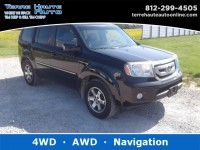 Used, 2010 Honda Pilot Touring, Black, 100998-1