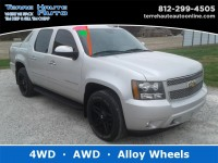 Used, 2011 Chevrolet Avalanche LTZ, Gray, 101644-1