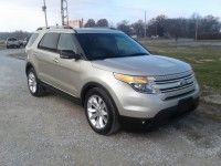 Used, 2011 Ford Explorer XLT, Gold, 100684-1