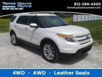 Used, 2011 Ford Explorer Limited, White, 100769-1