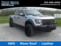 Used, 2011 Ford F-150 SVT Raptor, Silver, 100929-1