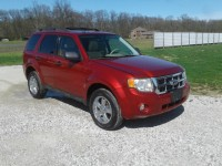 Used, 2012 Ford Escape XLT, Red, 100626-1