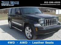 Used, 2012 Jeep Liberty Limited Jet, Black, 100868-1
