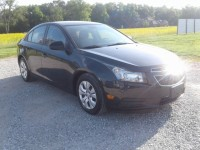 Used, 2013 Chevrolet Cruze LS, Black, 100981-1
