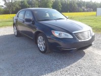 Used, 2013 Chrysler 200 LX, Blue, 100960-1