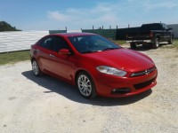 Used, 2013 Dodge Dart Limited, Red, 100495-1