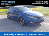 Used, 2013 Kia Optima SX w/Limited Pkg, Blue, 100975-1
