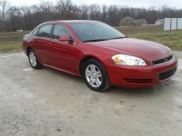 Used, 2014 Chevrolet Impala Limited LT, Red, 100776-1