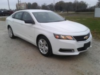 Used, 2014 Chevrolet Impala LS, White, 100690-1