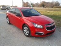 Used, 2015 Chevrolet Cruze LS, Red, TR100689-1