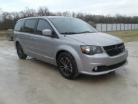 Used, 2015 Dodge Grand Caravan SXT, Gray, 100799-1