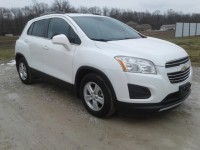 Used, 2016 Chevrolet Trax LT, White, 100808-1