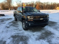 Used, 2017 Chevrolet Silverado 1500 LT, Blue, 101781-1