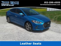 Used, 2017 Hyundai Elantra Limited, Blue, 100928-1