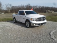 Used, 2017 Ram 1500 Big Horn, White, 101506-1