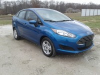 Used, 2018 Ford Fiesta SE, Blue, 100735-1