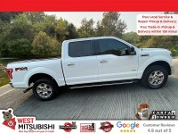 Used, 2016 Ford F-150 XLT, White, 18928-1