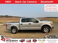 Used, 2017 Ford F-150 XLT, Silver, 18938-1