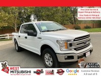 Used, 2018 Ford F-150, White, 18890-1
