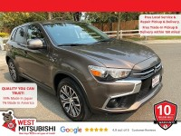 New, 2019 Mitsubishi Outlander Sport ES 2.0, Brown, 16662-1