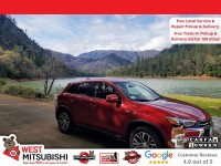 Used, 2019 Mitsubishi Outlander Sport, Red, 18840-1