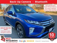 New, 2020 Mitsubishi Eclipse Cross SE, Blue, 16513-1