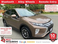 New, 2020 Mitsubishi Eclipse Cross ES, Brown, 16596-1
